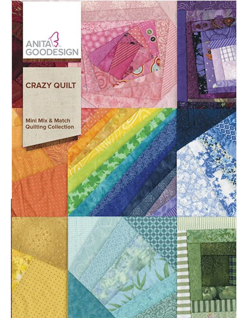 Crazy Quilt Mini Design Pack