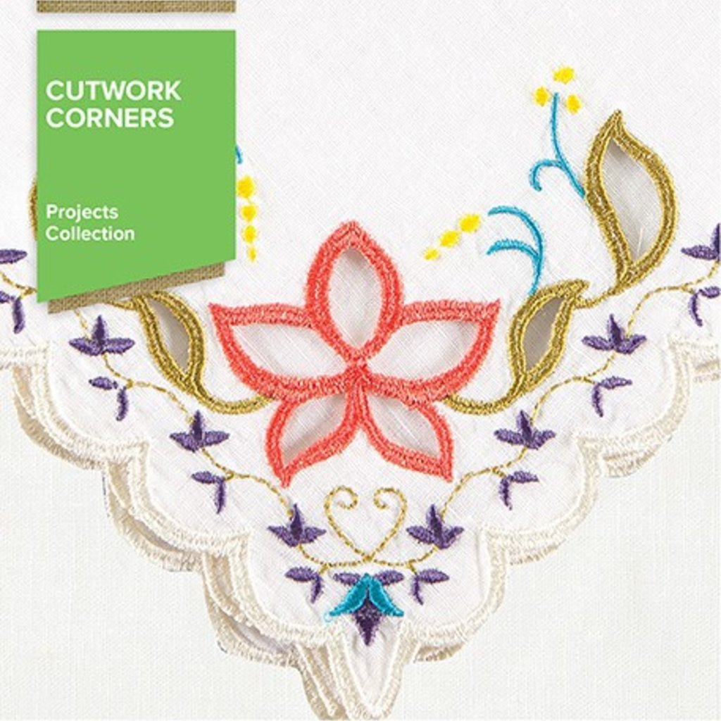Cutwork Corners Design Pack