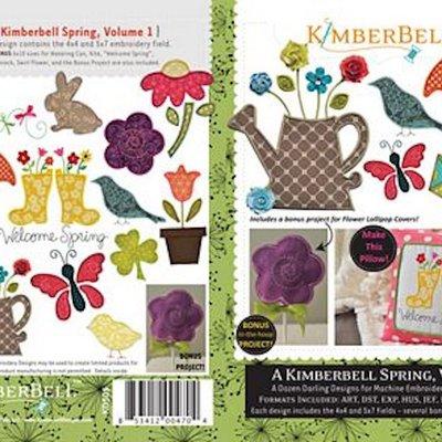 Kimberbell Spring Vol 1