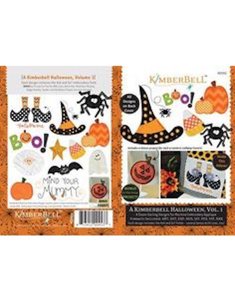 Kimberbell Halloween Vol 1