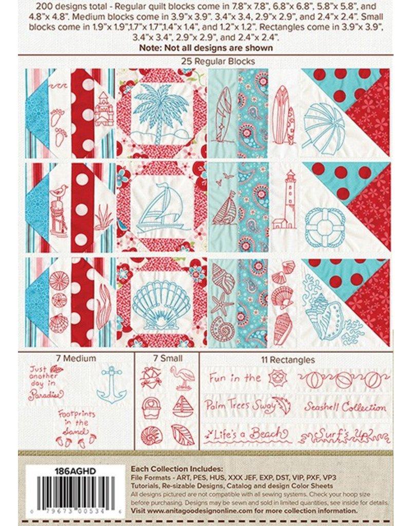 Quilt for all Seasons-Summer Design Pack