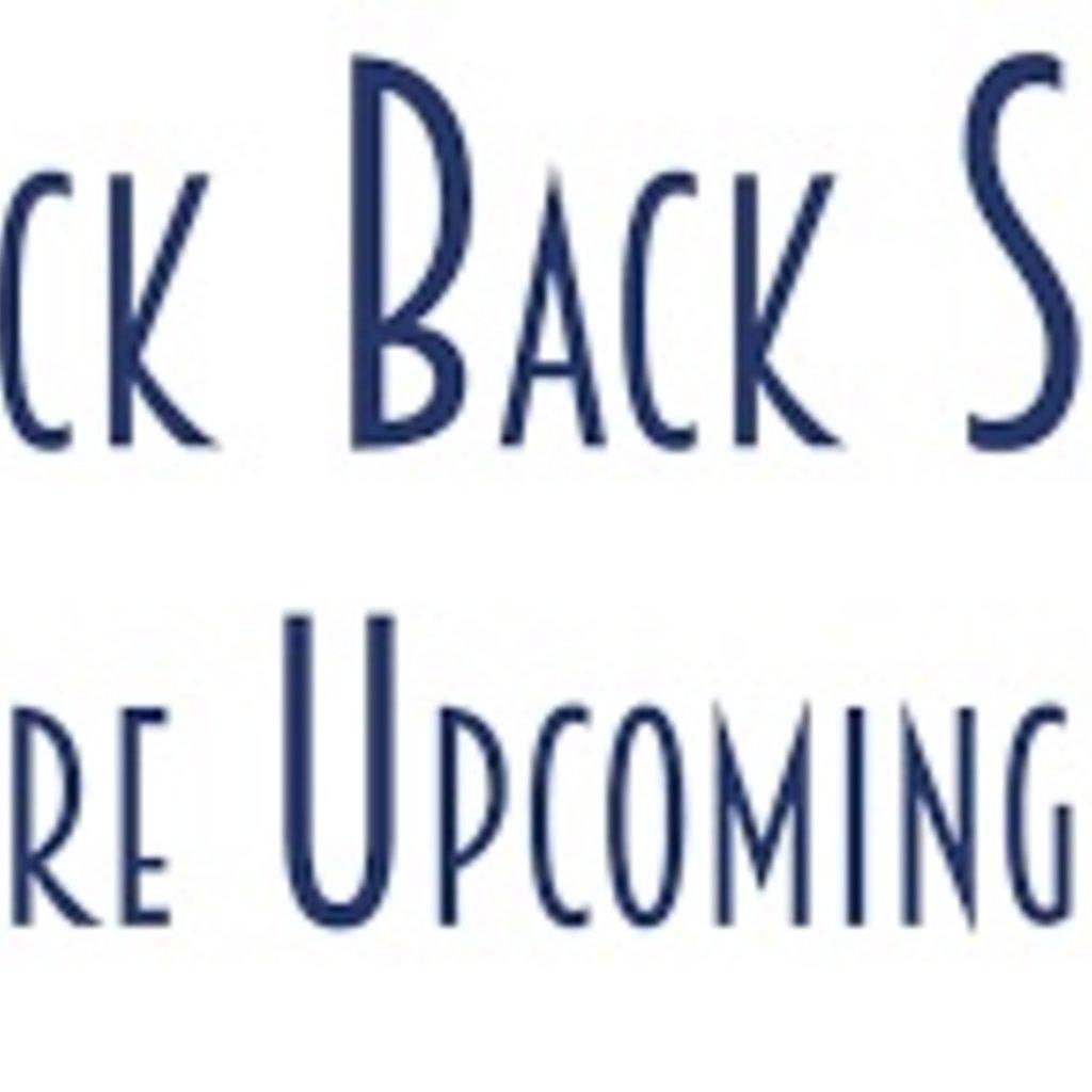 Check Back Soon!