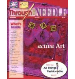 Through The Needle Magazine Issue #23