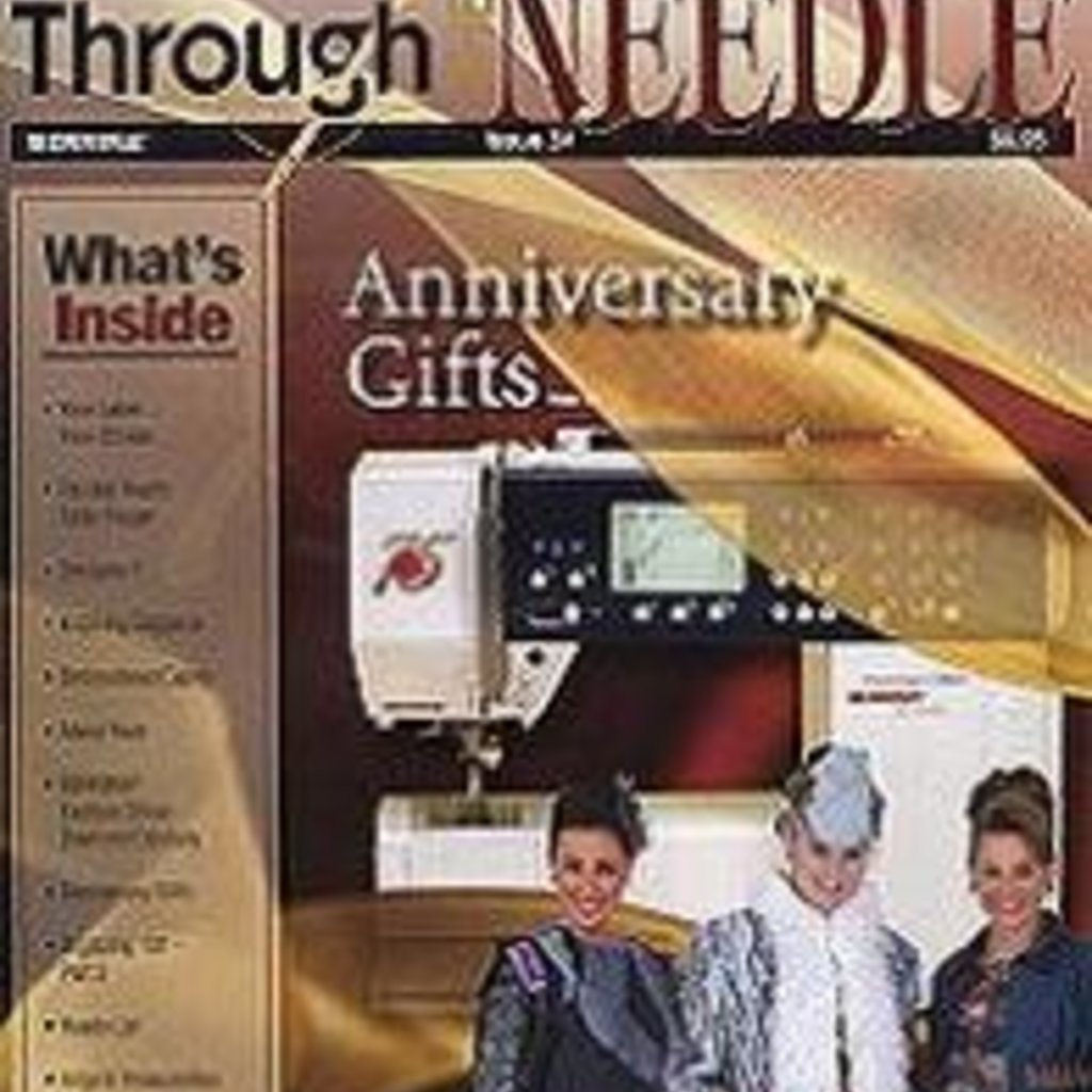 Through The Needle Magazine Issue #24