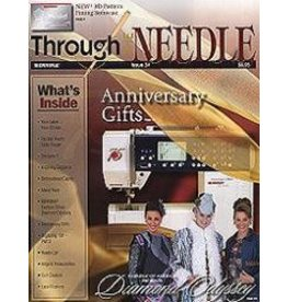 Through The Needle Magazine Issue #24