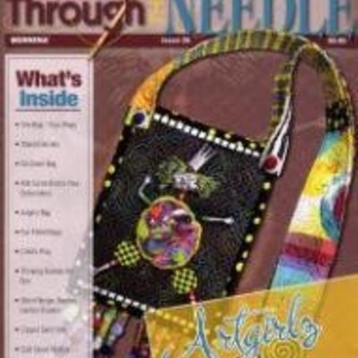 Through The Needle Magazine Issue #26