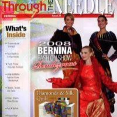 Through The Needle Magazine Issue #28