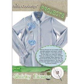 Shrinky Flowers Design Pack