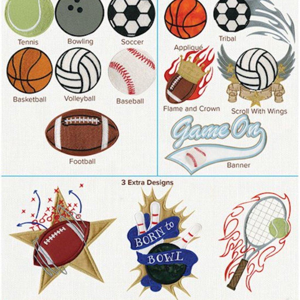 Sports Design Pack