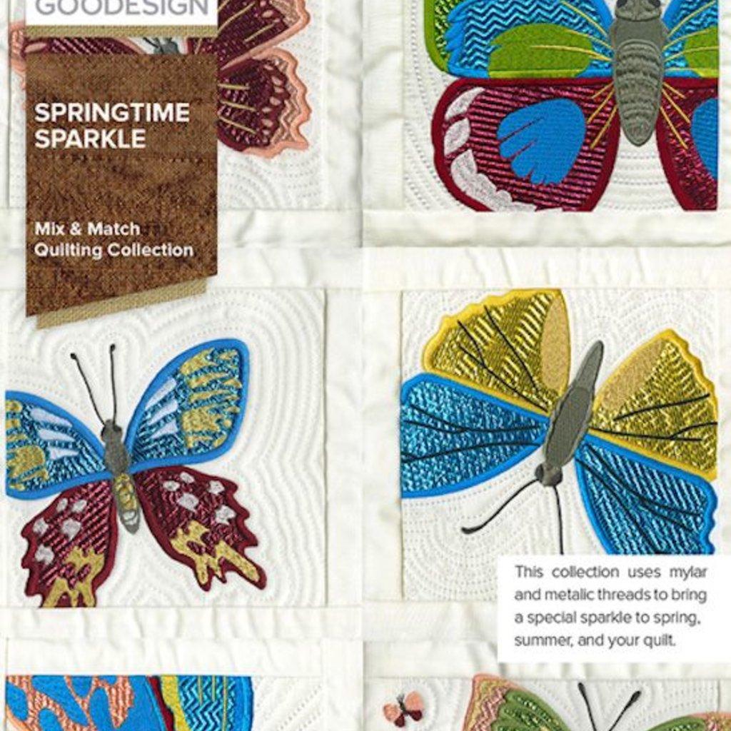 Springtime Sparkle Design Pack