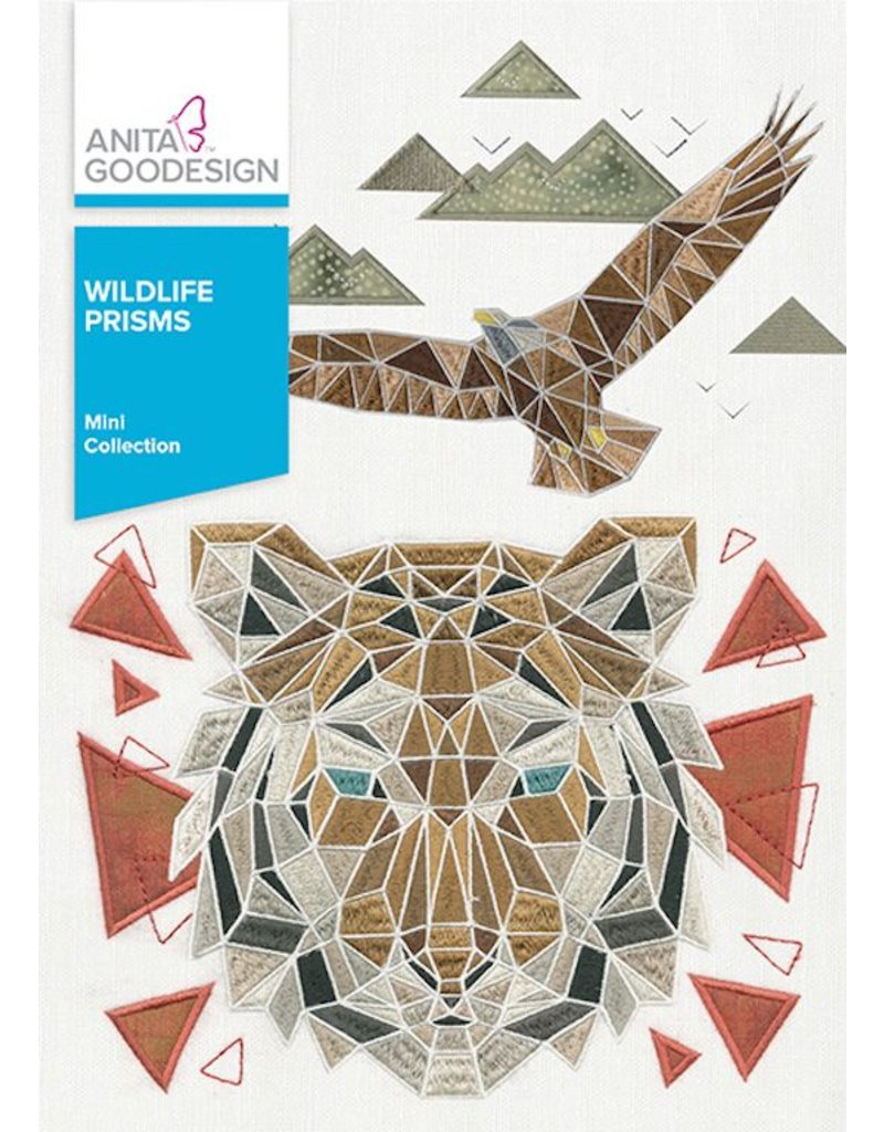 Wildlife Prisms Design Pack