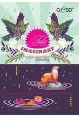 OESD Tula Pink Imaginary Menagerie CD