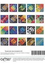 OESD Say It Simple Coasters CD