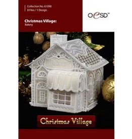 OESD Christmas Village-Bakery