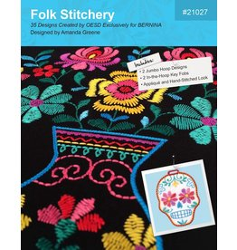 Folk Stitchery CD