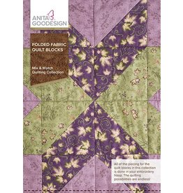 Folded Fabric Quilt Blocks Design Pack