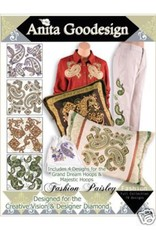 Fashion Paisley Design Pack