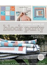 Block Party The Modern Quilting Bee