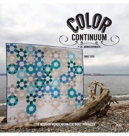 Color Continuum No 01 Monochromatic