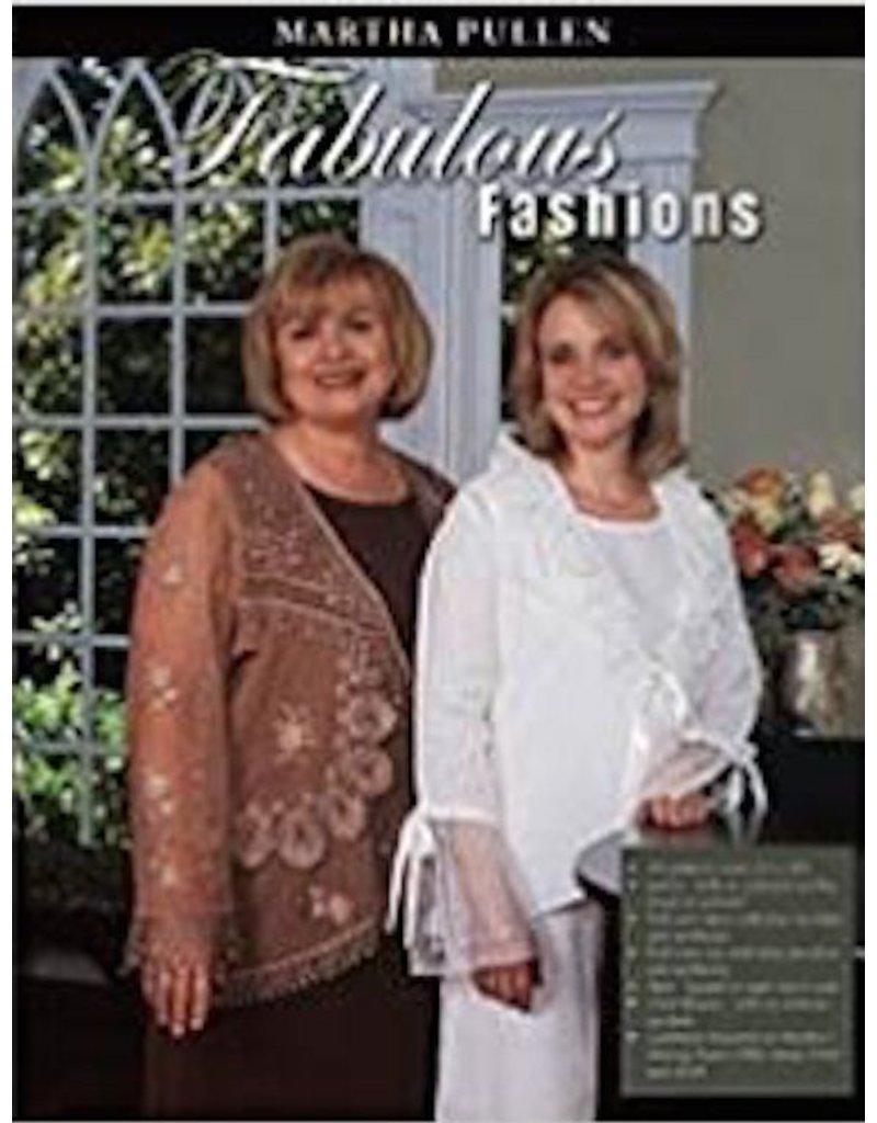 Fabulous Fashions - Martha Pullen