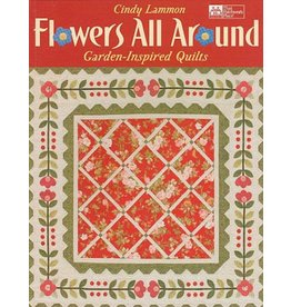 Flowers All Around Book - Cindy Lammon
