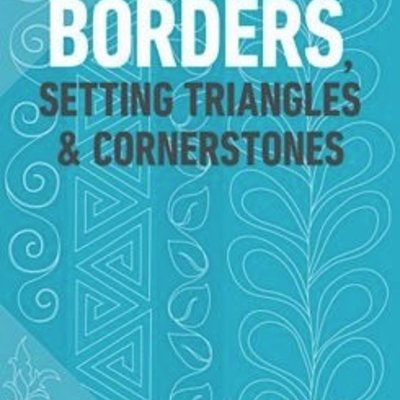 Free-Motion Designs for Borders, Setting