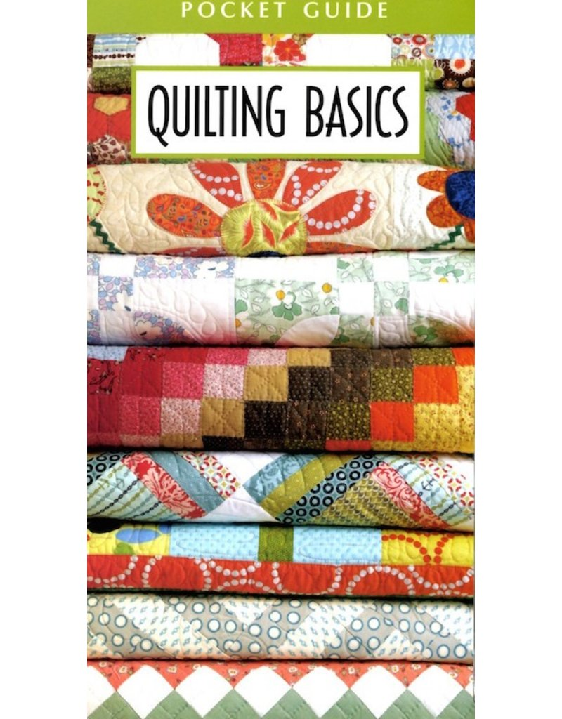 Quilting Basics Pocket Guide