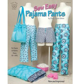 Sew Easy Pajama Pants