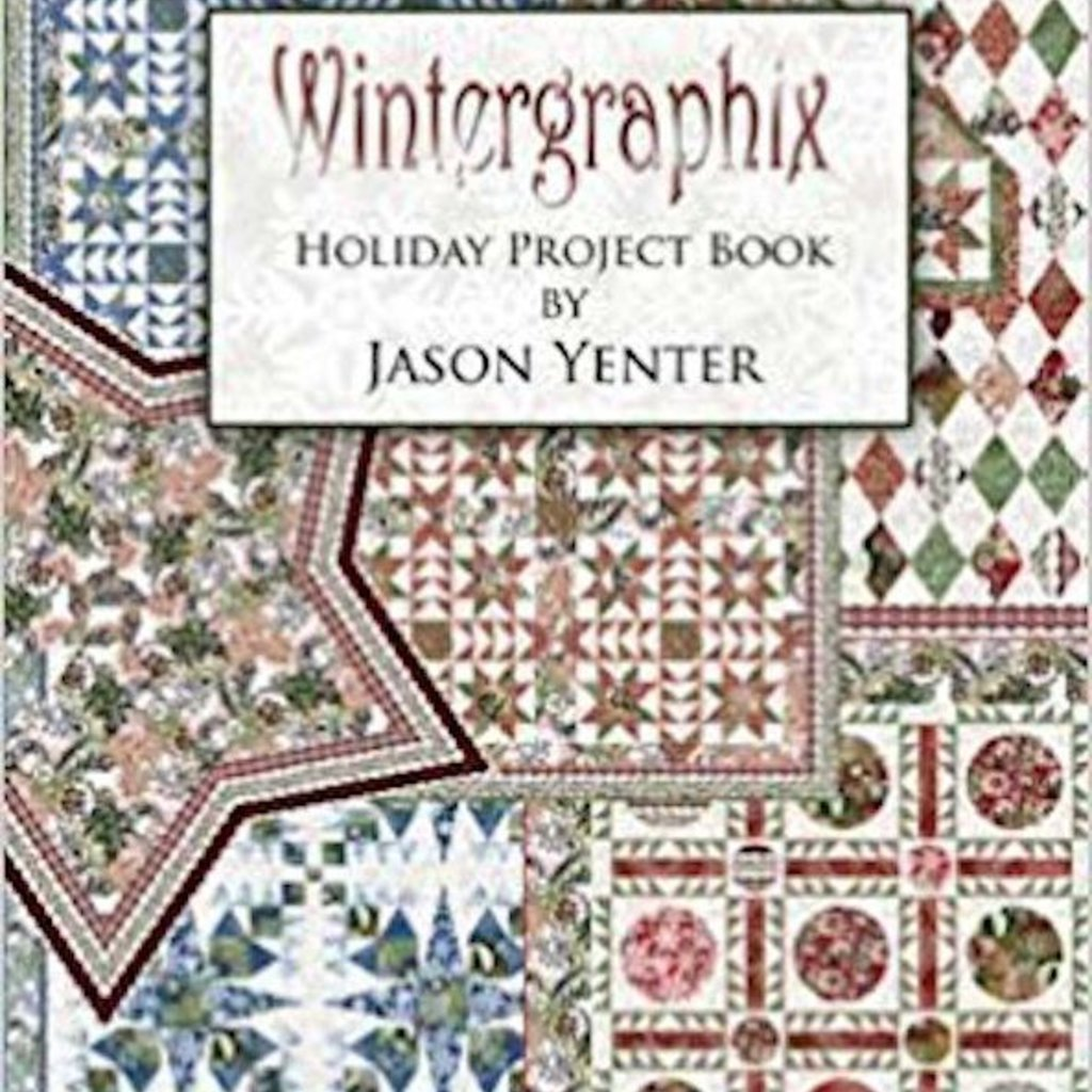 Wintergraphix Holiday Project Book