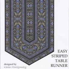 Easy Stripe Table Runner