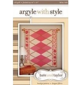 Argyle With Style Pattern