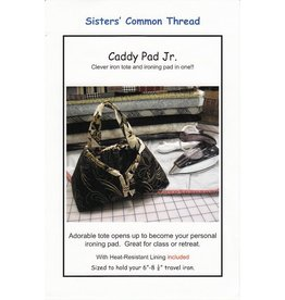 Caddy Pad Jr. with heat resistant fabric pattern plus
