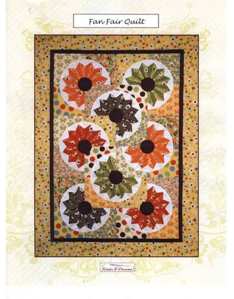 Fan Fair Quilt Pattern
