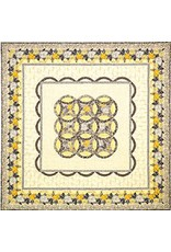 Ophelia Wedding Cake Quilt Pattern