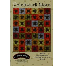 Patchwork Stars Pattern
