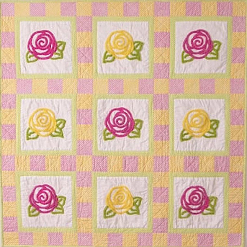 Rose Quilt Project Pack