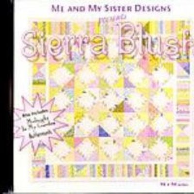 Sierra Blush Pattern CD