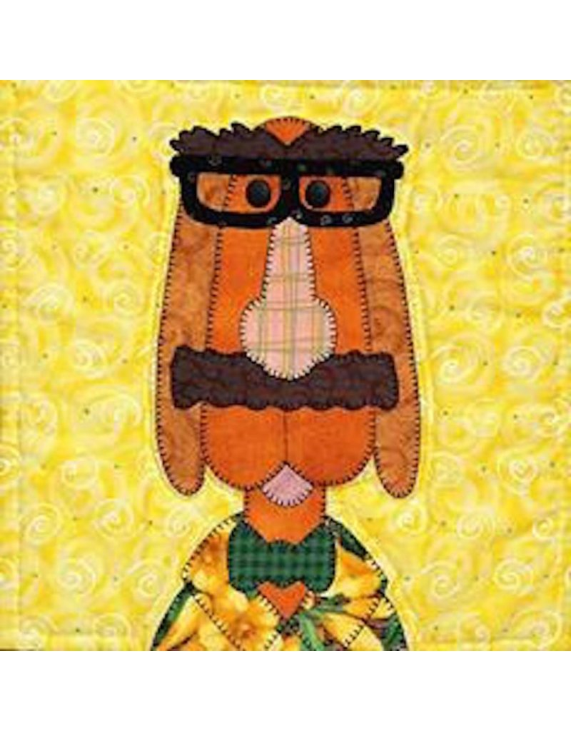 Groucho The Dog Pattern