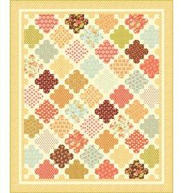 Vanilla & Blooms Pattern