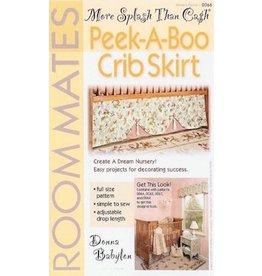 Peek-A-Boo Crib Skirt