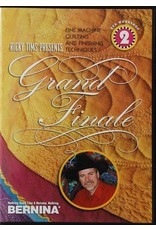 Grand Finale Machine Quilting DVD