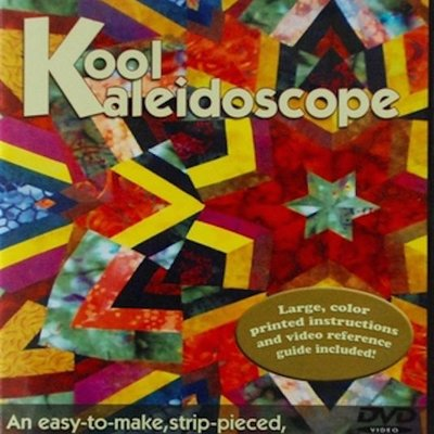 Ricky Tims shows you how to make simple and elegant Kaleidoscope Quilts!