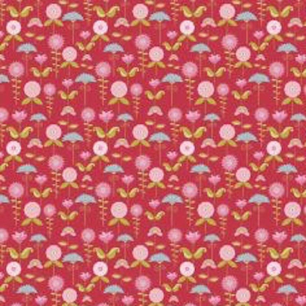 Love Bird C7093-Cranberry