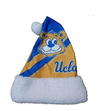 945be483711acf ... discount spirit products spirit products ucla north pole santa hat  happy bear ucla script logo 5c817