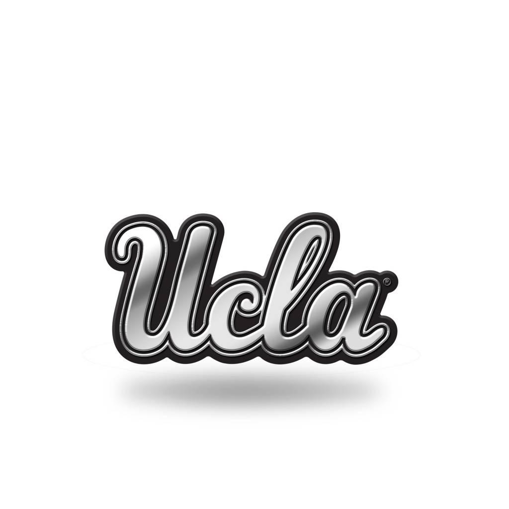 Rico UCLA Script Molded Emblem