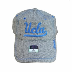 e826a7defb18f Ucla Women s Asjustable Baseball Hat Charcoal - EW55Z