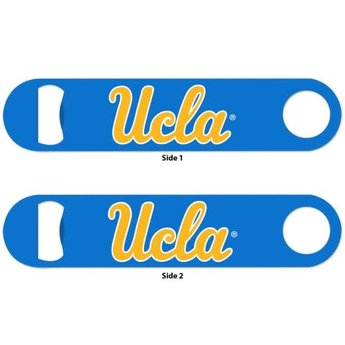 UCLA Script Heavy duty Bottle Opener 2 sided