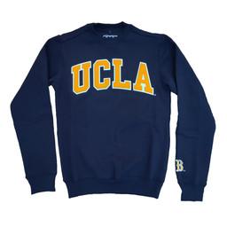 E5 UCLA Classic Crew Neck Navy  49502
