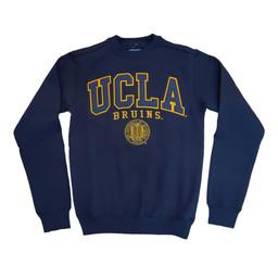 E5 UCLA Bruins Seal Classic Crew Neck Midnight 49503