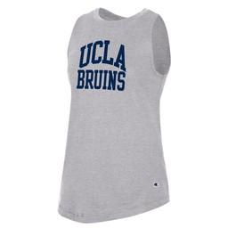 Champion UCLA Womens University ll Tank Oxford Heather